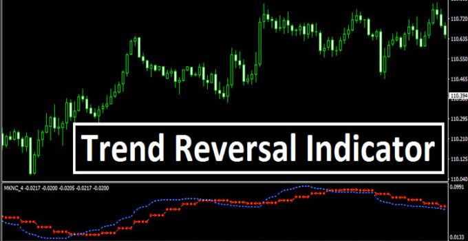 Trend Reversal Indicator MT4 - Trend Following System